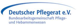 Deutscher Pflegerat Logo 20140321